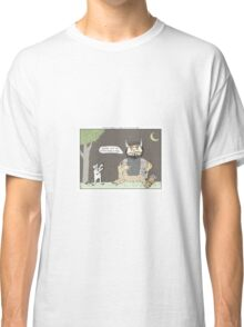The Big Lebowski + Where the Wild Things Are Classic T-Shirt