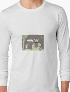 The Big Lebowski + Where the Wild Things Are Long Sleeve T-Shirt