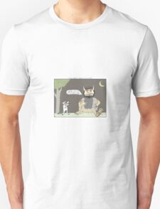 The Big Lebowski + Where the Wild Things Are T-Shirt