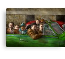 Americana - The good ol boys Canvas Print