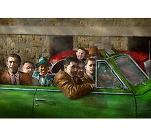 Americana - The good ol boys Photographic Print