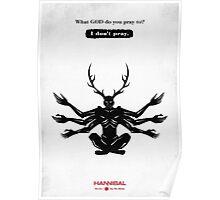 Hannibal - Ko No Mono Poster