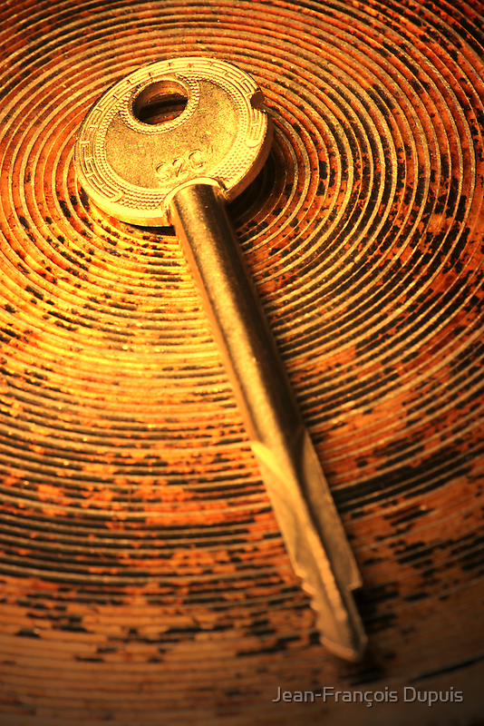Key by Jean-François Dupuis