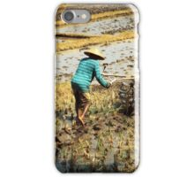 Following in Father's Footsteps iPhone Case/Skin
