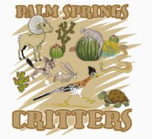 Palm Springs Critters Kids Clothes