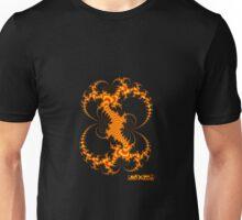 Fractal Flame Unisex T-Shirt
