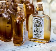 Snake Oil by TheTintti