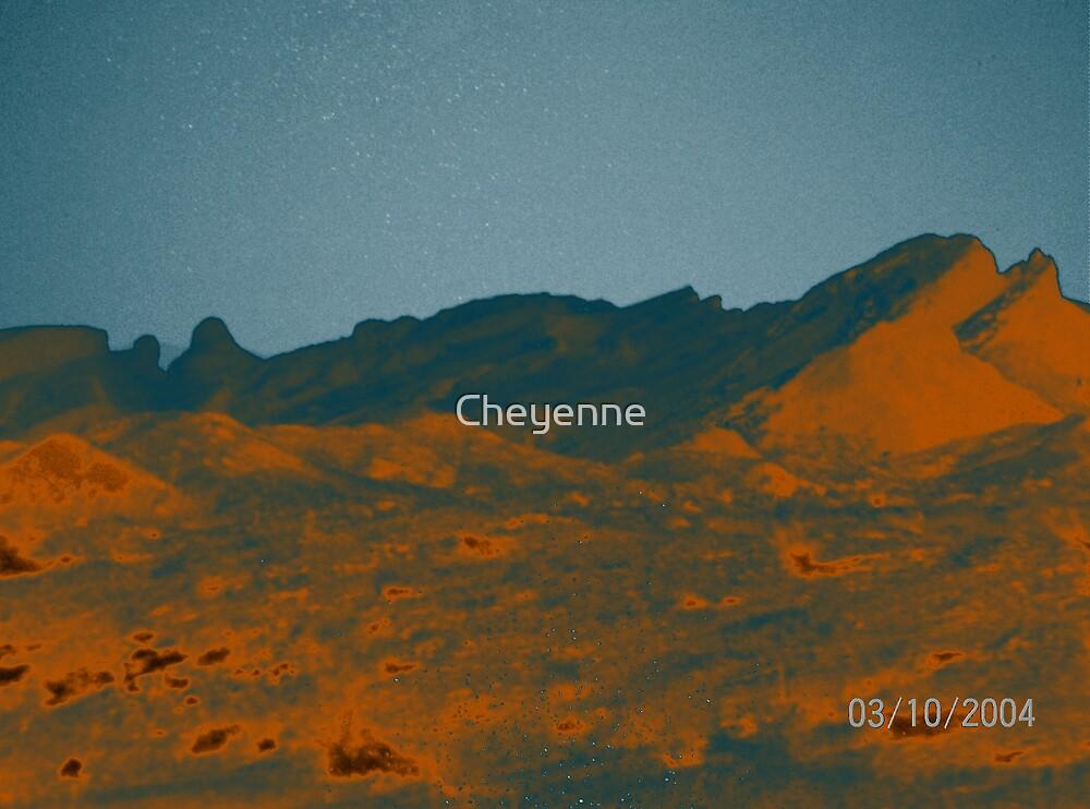 Mars? by Cheyenne