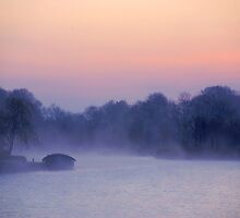 When Nature Awakes by AnnieSnel