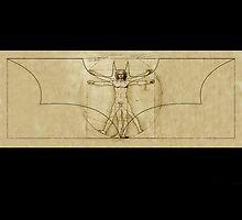 The Dark Knight1 by Sid3walk Art