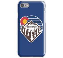 Colorado Throwback iPhone Case/Skin