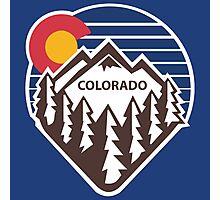 Colorado Throwback Photographic Print