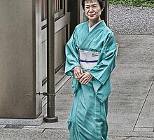 Traditional Tokyo by sparrowhawk