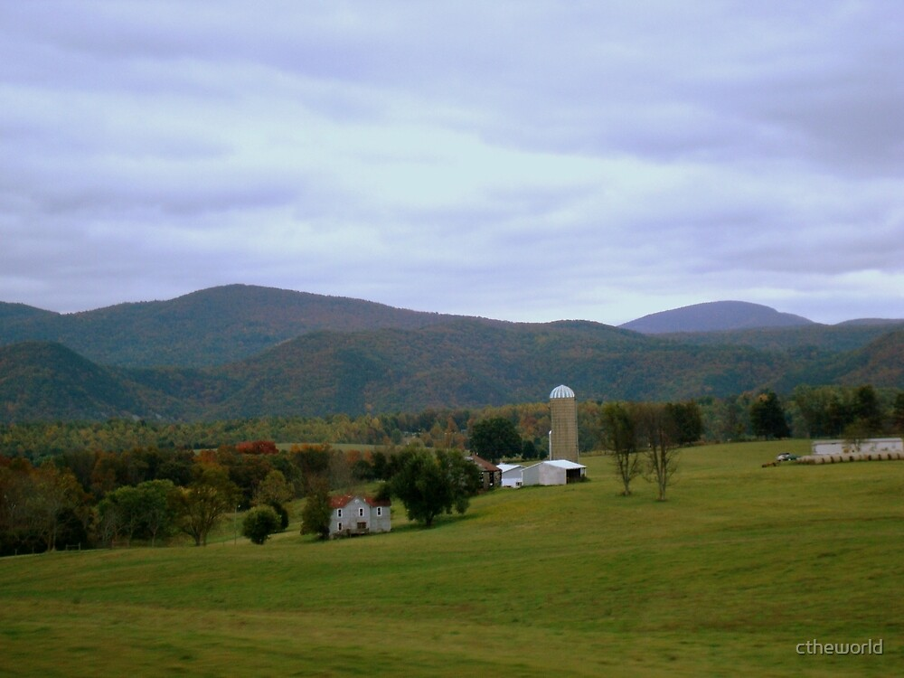 Virginia Countryside by ctheworld