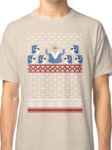 Christmas Time - Ugly Christmas Sweater Classic T-Shirt