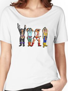 YMCA He-Man Women's Relaxed Fit T-Shirt