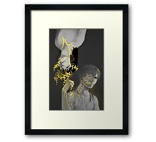 DMMD - Death and the Maiden Framed Print