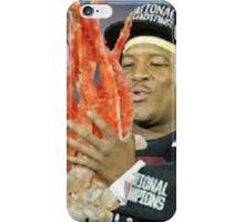 Jameis Crab Legs iPhone Case/Skin