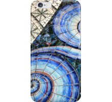 Pretty Abstract Mosaic iPhone Case/Skin