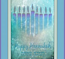 Happy Hannukah by Scott Mitchell
