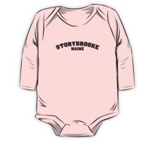 Once Upon a Time - Storybooke, Maine One Piece - Long Sleeve