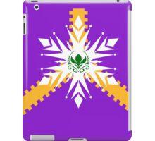 Elsanna flag w/ stripes iPad Case/Skin