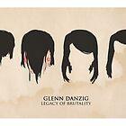 Glenn Danzig: Legacy of Brutality by peopleinspandex