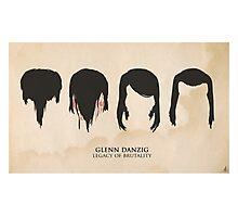 Glenn Danzig: Legacy of Brutality Photographic Print