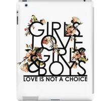 GIRLS/GIRLS/BOYS iPad Case/Skin