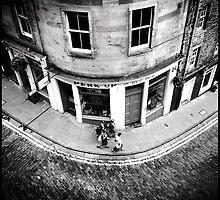 Victoria Street Edinburgh by ab1727