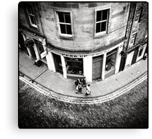 Victoria Street Edinburgh Canvas Print