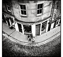 Victoria Street Edinburgh Photographic Print