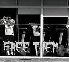 Free Them by vforvery