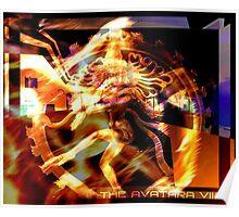 Dancing Shiva Perfected Poster