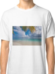 Postcard Perfection. Maldives Classic T-Shirt