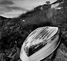 Shipwrecked in Arrochar by Emily Faulkner