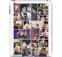 Dan and Phil Collage iPad Case/Skin