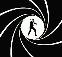 James Bond by Will Talamaivao
