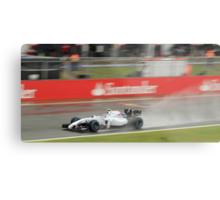 Valtteri Bottas - Williams Martini Racing  Metal Print