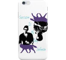 Sarcasm Design iPhone Case/Skin