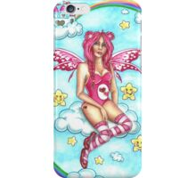 The Care Fairy iPhone Case/Skin
