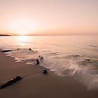 Red Beach in Mono by Barbara Burkhardt