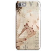 The Words You Say. Love Letters iPhone Case/Skin