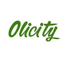 Arrow- Olicity by televisiontees