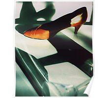 Shoe still life Poster