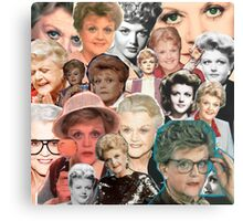 Dial M for Murder She Wrote Metal Print