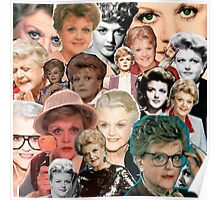 Dial M for Murder She Wrote Poster