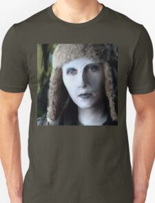 Yewll in her Snuggly Winter Hat Unisex T-Shirt