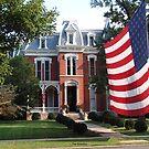 Showing the flag by © Joe  Beasley IPA