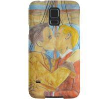 Steampunk Johniaty Samsung Galaxy Case/Skin